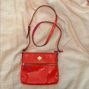 Patent Leather Kate Spade Purse